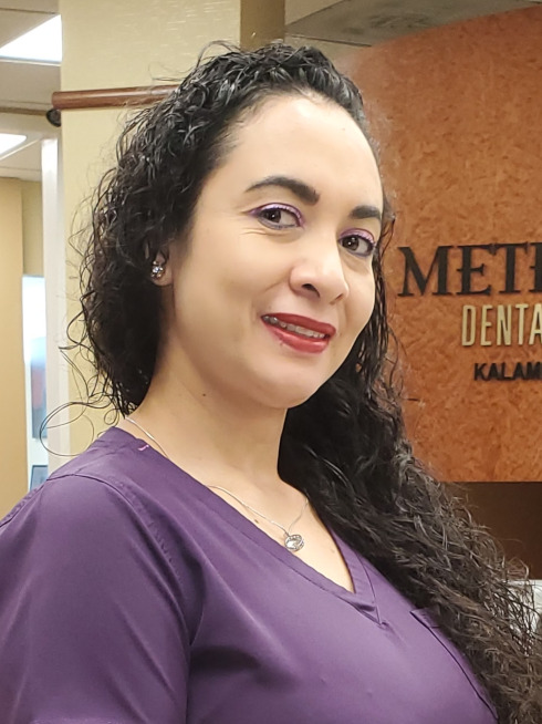 Noely at Metropolitan Dental Specialty Group